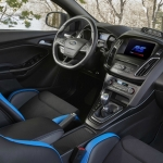 Interior Ford Focus Rs Option Pack