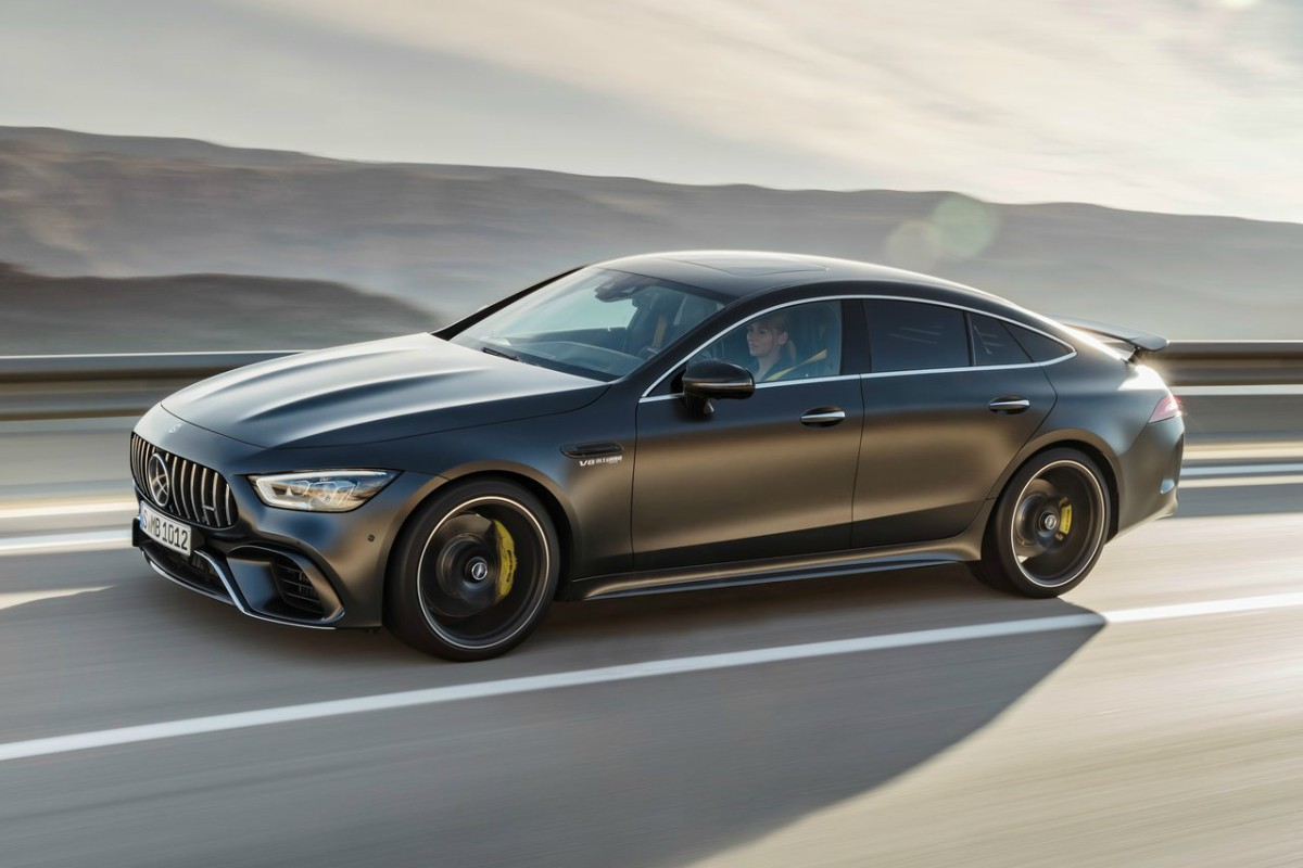Mercedes Amg Gt 63 S Coupe 2 Carmotive