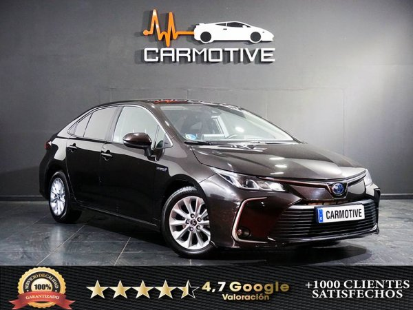 Toyota Corolla 1.8 125H ACTIVE SEDAN 122 CV - 0