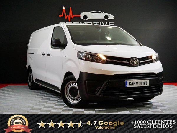 Toyota Pro Ace FU. MEDIO L1 1.6D 85kW 115 CV BUSINES - 0