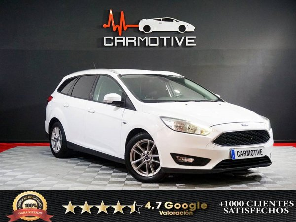 Ford Focus ST 1.5TDCI TREND 120CV - 0