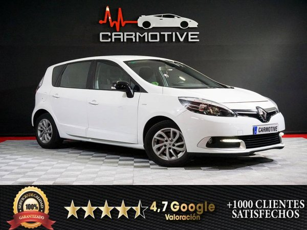 Renault Scenic LIMITED 1.5 DCI 110cv