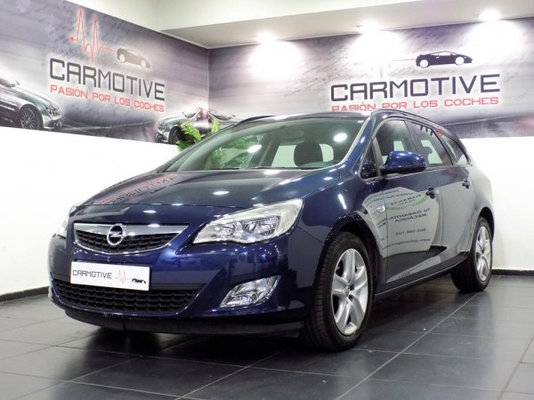 Opel Astra ST 1.7 CDTi 110cv Excellence