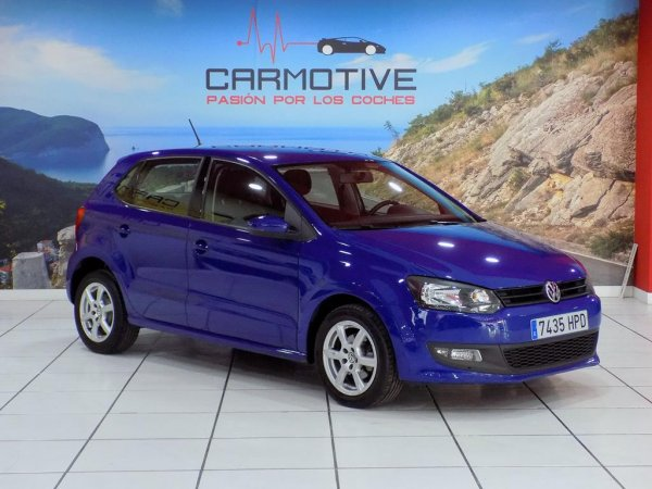 Volkswagen Polo 1.2 TDI Advance 75 CV