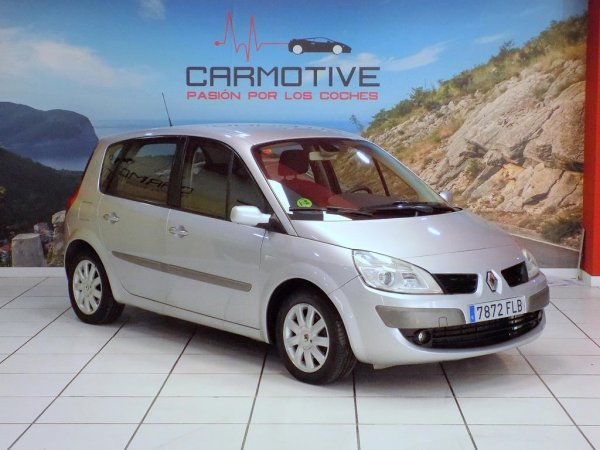 Renault Scenic Scénic 1.6 Expression 112 CV