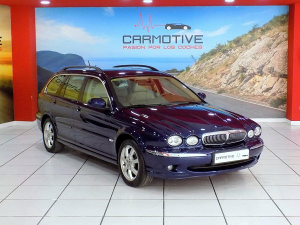 Jaguar X-Type 2.5i V6 Executive Wagon 4x4 197 CV