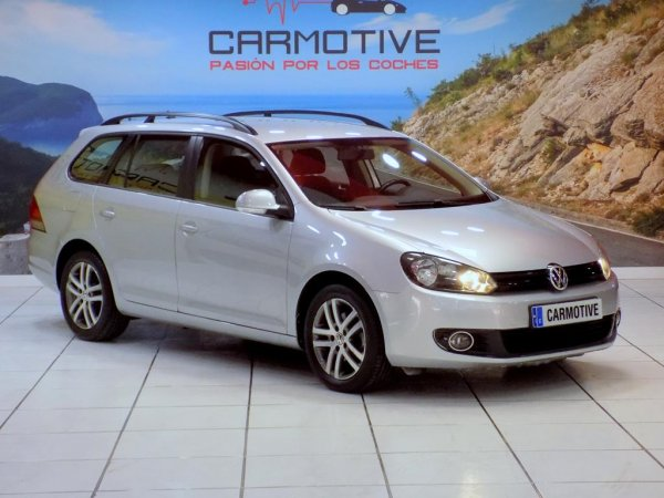 Volkswagen Golf VARIANT 1.6 TDI CR Advance 105 CV