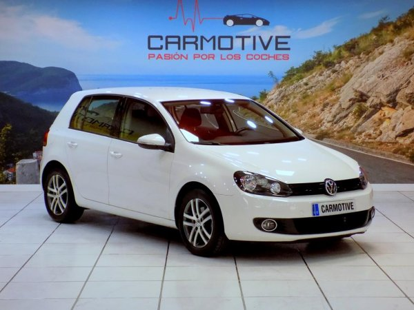 Volkswagen Golf 1.6 TDI CR Bluemotion 105 CV