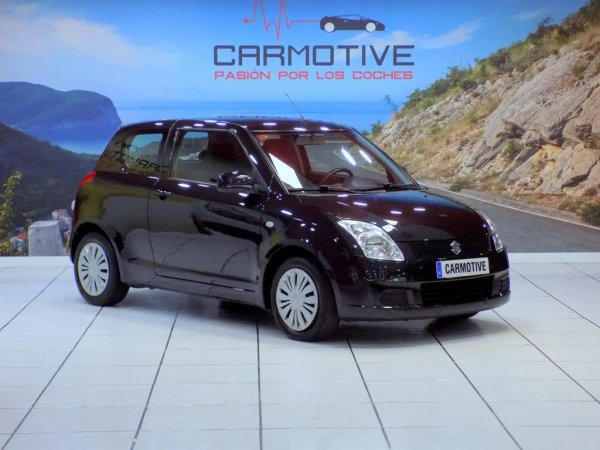 Suzuki Swift 1.3 GL 92 CV