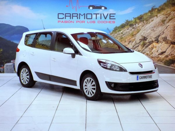 Renault Grand Scenic G.Scénic 1.5 dCi Energy Business 7pl. S&S 110 CV