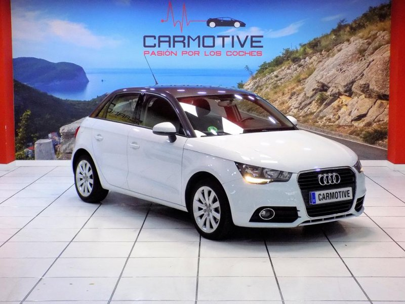 Audi A1 Sportback 1.2 TFSI Attraction 86 CV