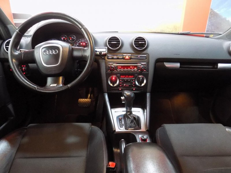 Audi A3 Sportback 2.0TDI Attraction S-Tronic