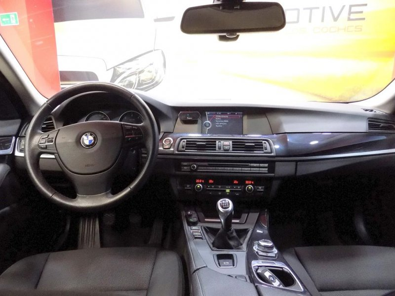 BMW 520 Serie 5 Diesel Efficient Dynamics Edition 184 CV