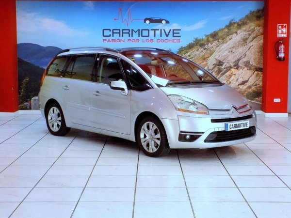 Citroen Grand C4 Picasso 2.0 HDI Exclusive CMP 136 CV 7 Plazas - 0