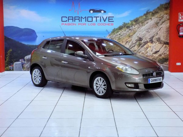 Fiat Bravo 1.9 Mjt Emotion 120 CV - 0