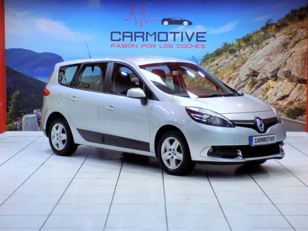 Renault Grand Scenic 1.5 dCi Energy Business S&S 110CV 7 Plazas - 0