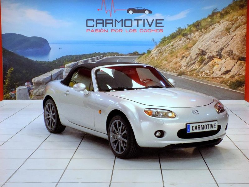 Mazda MX-5 2.0 Limited Edition 160 CV