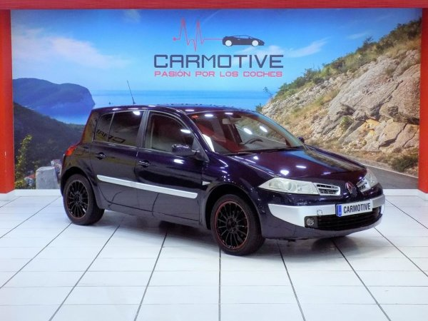 Renault Megane 1.5 dCi Emotion eco2 85 CV - 0