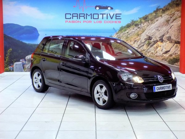 Volkswagen Golf 1.6 TDI CR Bluemotion 105 CV - 0