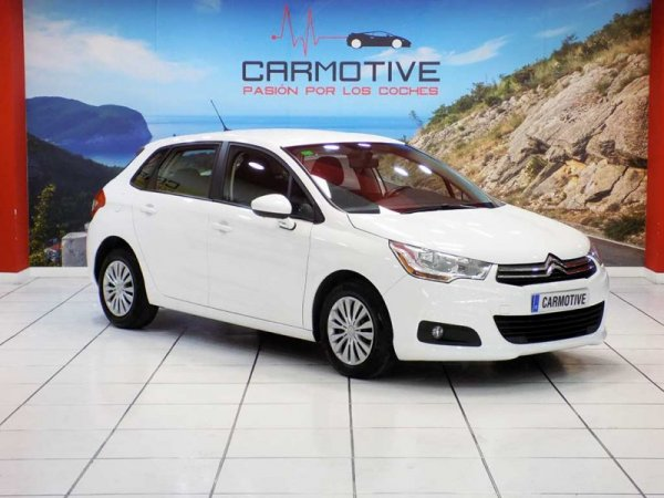 Citroen C4 1.6 HDi Business 92 CV - 0
