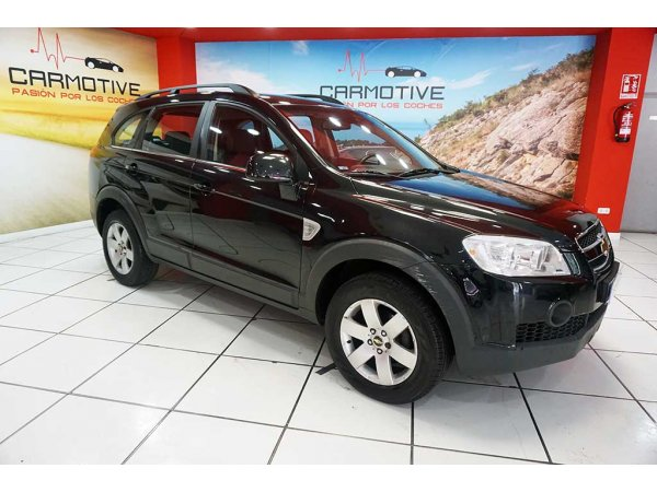 Chevrolet Captiva 2.0 VCDI 7 Plazas - 0
