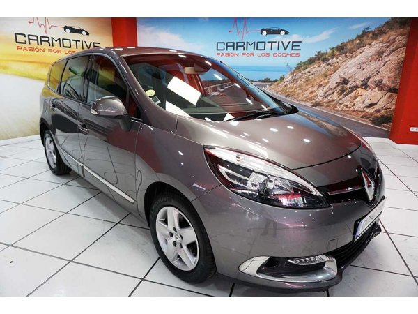 Renault Grand Scenic 1.5 dCi 110 CV Energy Dynamique 7 PLAZAS - 0