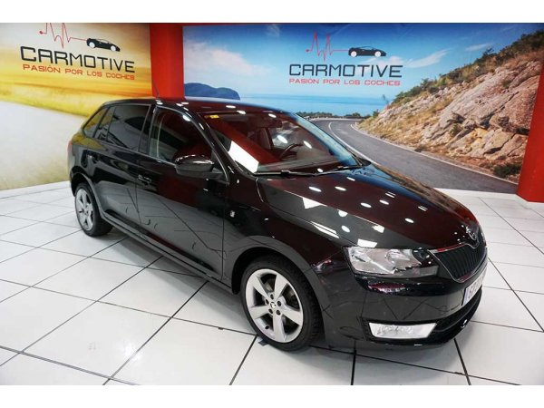 Skoda Rapid Spaceback 1.6 Tdi 90cv - 0