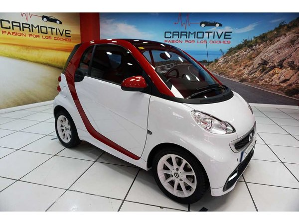 Smart ForTwo Coupe Mhd  - 0