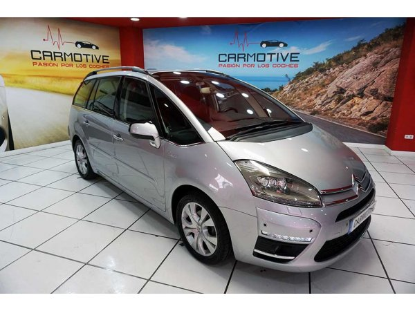 Citroen Grand C4 Picasso Exclusive 7 Plazas - 0
