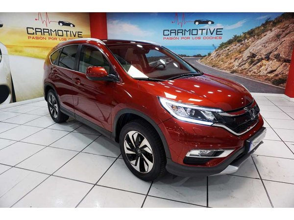 Honda CR-V 1.6 iDTEC 160 CV 4x4 Executive