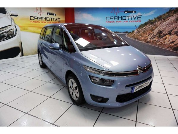 Citroen Grand C4 Picasso 1.6 eHDi 115 CV Airdream Exclusive 7 Plazas - 0