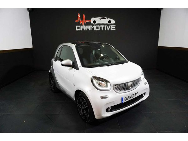 Smart ForTwo Coupe 52 Passion - 0