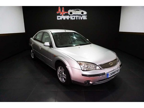 Ford Mondeo Old 2.0i Ghia - 0
