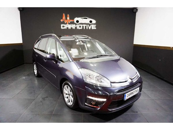 Citroen Grand C4 Picasso 2.0 HDi 150 CV Exclusive CMP (Auto.) 7 Plazas