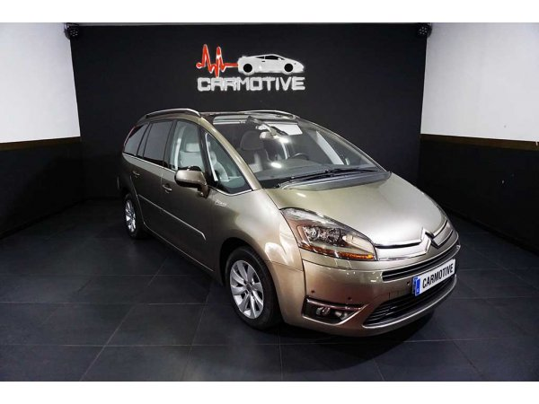 Citroen Grand C4 Picasso 2.0 HDi 150 CV Exclusive 7 Plazas