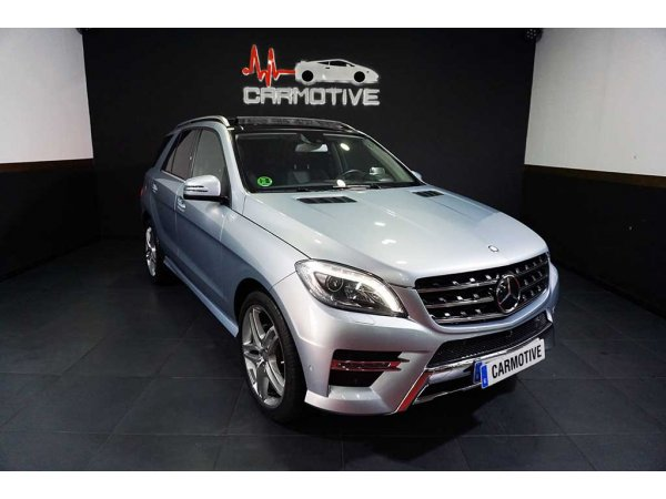 Mercedes-Benz ML 350 BlueTEC 258 CV AUTO. 4MATIC (4X4) - 0