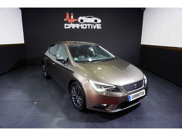 Seat Leon 1.4 TSI 125 CV S&S Style Connect Plus - 0