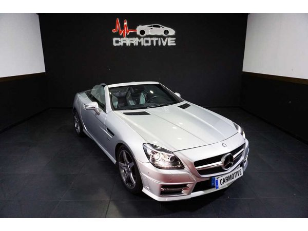 Mercedes-Benz SLK 250 BlueEfficiency 204 CV Automático - 0