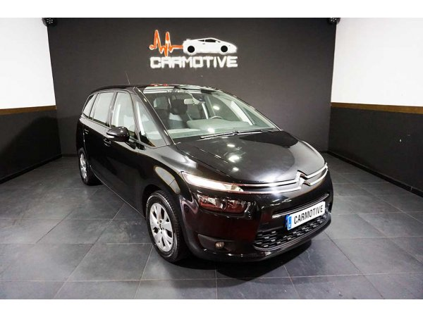 Citroen Grand C4 Picasso 1.6 BlueHDi 120 CV Intensive 7 Plazas