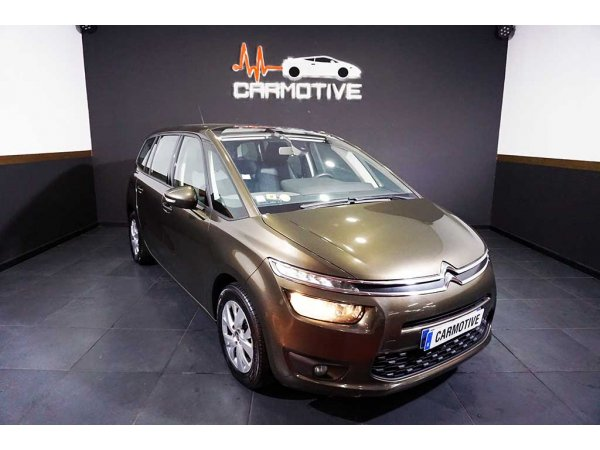 Citroen Grand C4 Picasso 1.6 eHDi 90 CV CMP SS Seduction 7 Plazas - 0