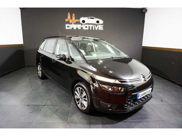 Citroen Grand C4 Picasso 1.6 BlueHDi 120 CV EAT6 Intensive 7 Plazas - 0