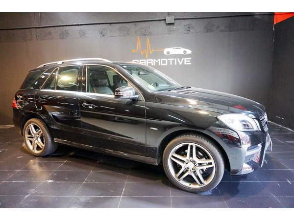 Mercedes-Benz ML 350 BlueTEC 4MATIC - 0