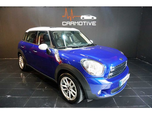 MINI Cooper D Countryman 112 CV