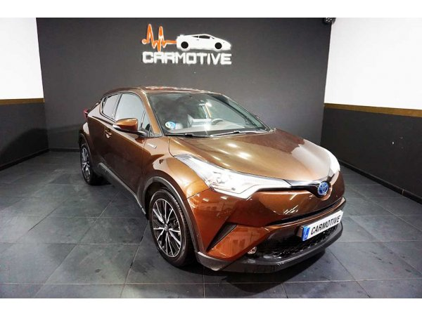 Toyota C-HR 1.8i Hybrido 125CV Advance P.Plus P. Luxury Automático