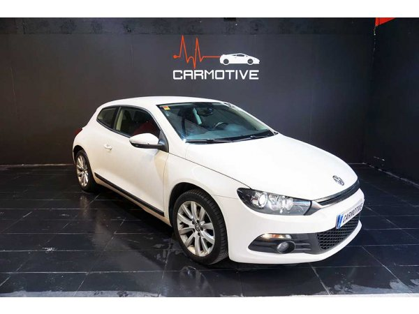 Volkswagen Scirocco 2.0 TDI 140cv BlueMotion Technology