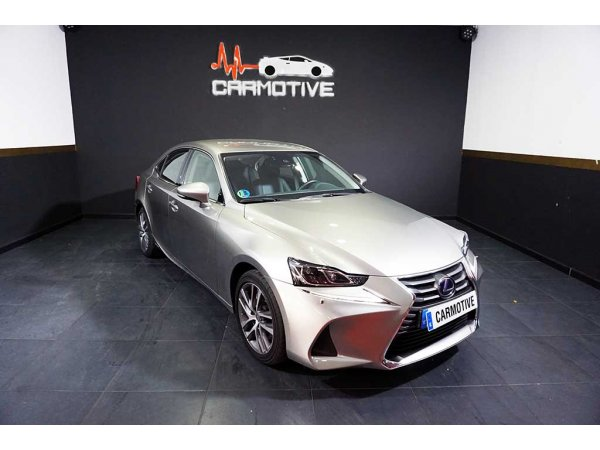 Lexus IS 300 2.5 300h 233 CV Automático Executive Pack Naviplus