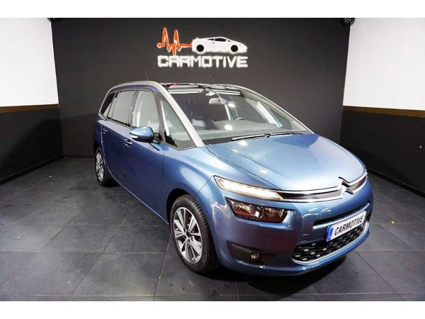 Citroen Grand C4 Picasso 1.6 eHDi 115 CV Airdream Intensive 7 Plazas - 0