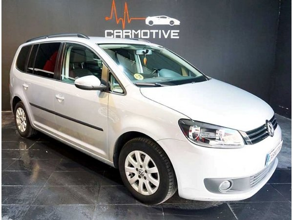 Volkswagen Touran  Advance 1.6 TDI 105CV BMT - 0