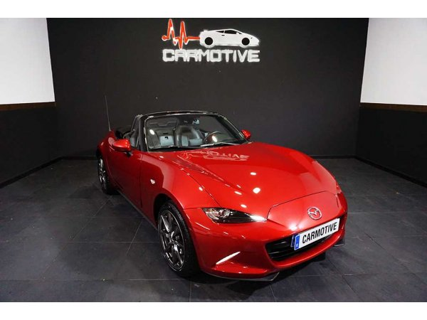 Mazda MX-5 2.0i 160CV Luxury Sport