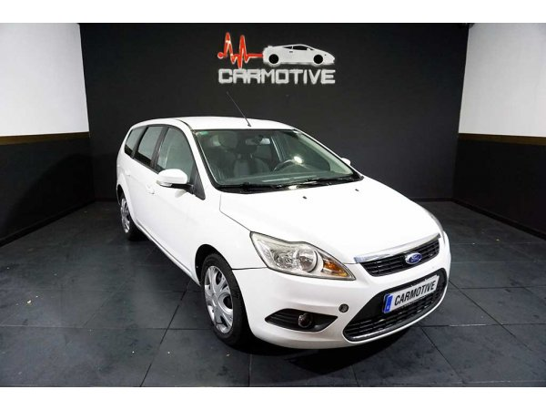 Ford Focus 1.6 TDCi 109 Trend Sportbreak - 0